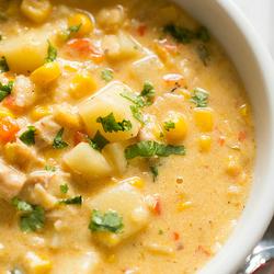 soup chowder recipe corn