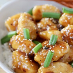 Chinese Honey Chicken Recipe