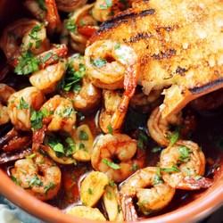 Spanish Shrimp Recipe