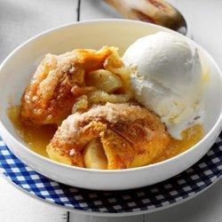 Apple Dumpling Bake Recipe